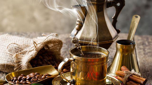 القهوة العربية الاصلية
